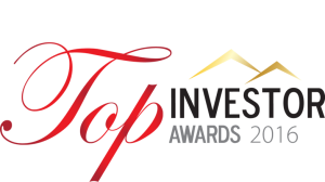 Chris Shebib, Finalist for 2015 Joint Venture of the Year Award